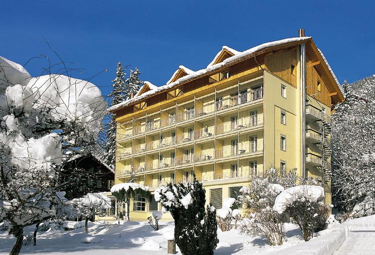 Hotel Wengener Hof, Interlaken