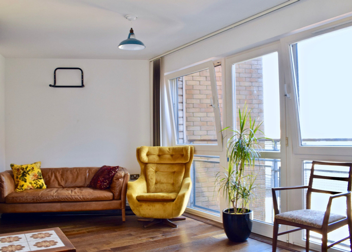 Modern Studio Apartment in Hackney, London