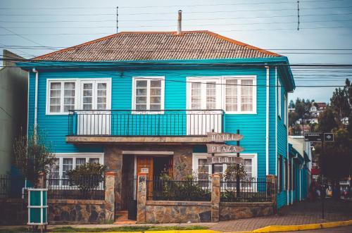 Hotel boutique plaza Lebu, Arauco
