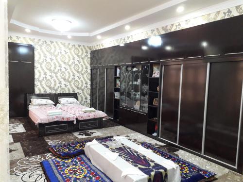 Jahon otin guest house, Dang'ara