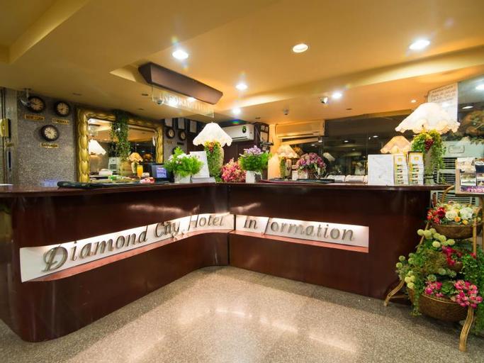 Diamond City Hotel, Pathum Wan