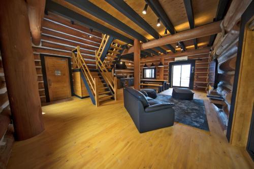 Log House at Shima, Shima