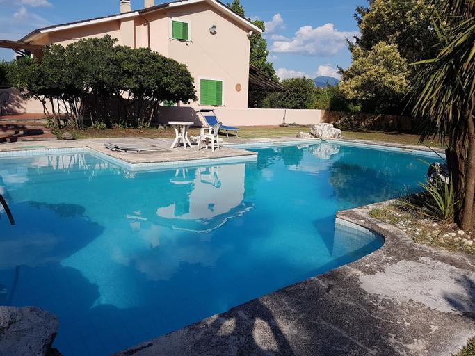 Villa Farense Nigri, Rieti