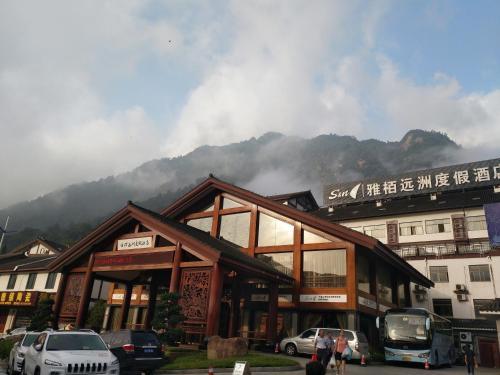 Rezen Hotel S&N, Shangrao