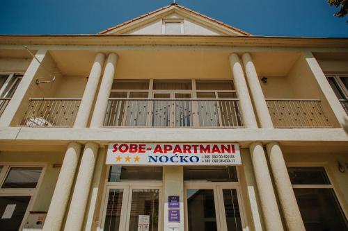Nocko-Sobe i apartmani, Vukovar