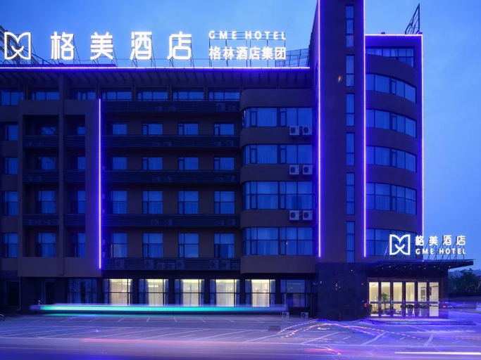 GME Taizhou Jingjiang City Bus Station Hotel, Taizhou
