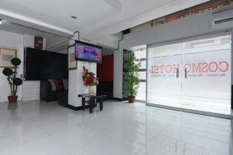 Cosmo Hotel and Studio Suites P. Campa, Manila