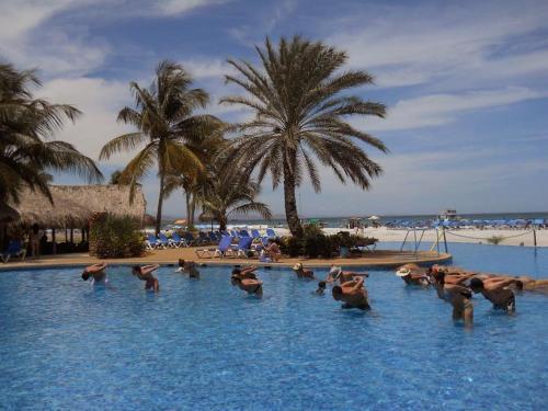 Hospedaje Hotel SunSol - Coche Isla Margarita, Mariño