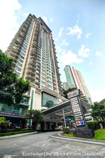 Suasana Bukit Bintang KLCC by EcoSuites, Kuala Lumpur