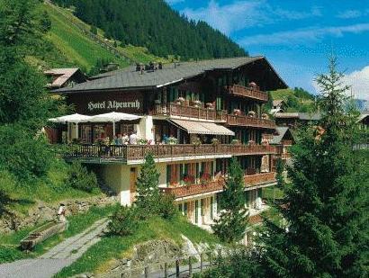 Hotel Alpenruh, Interlaken