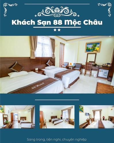 Khach san 88, Mộc Châu