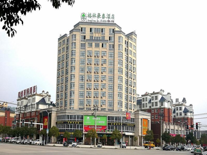 GreenTree Inn Tongling City ZonGYAng County Qishan Road People's Hospital, Anqing