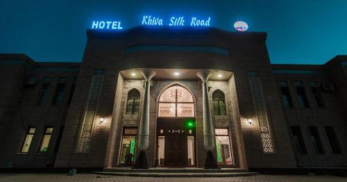 Khiva Silk Road, Xiva
