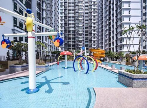 BLeisure Parkland Homestay by Q Holiday Home, Kota Melaka
