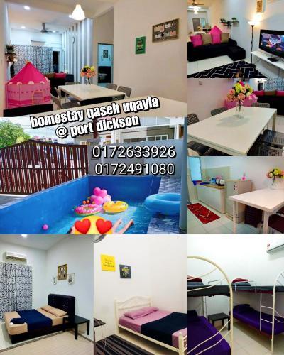 Qaseh Uqayla Homestay Port Dickson, Port Dickson