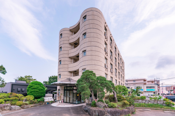 OYO Hotel Sankoen, Hitachi