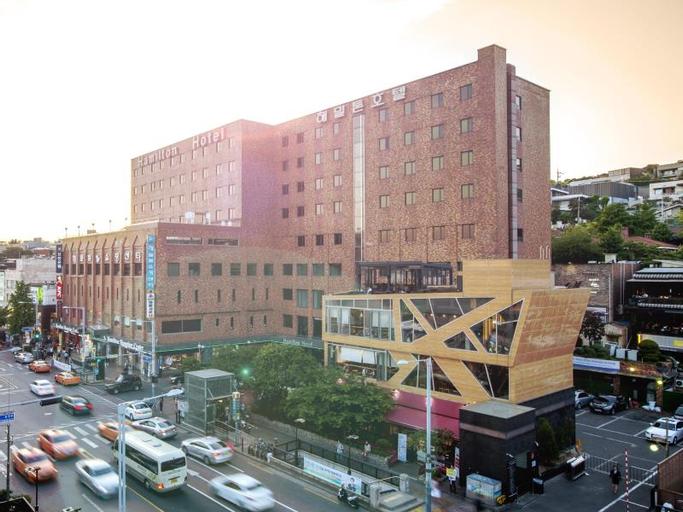Hamilton Hotel Itaewon, Yongsan