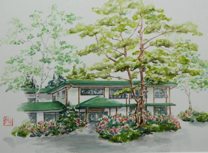 Kusatsu Onsen Ryokufutei Ryokan, Kusatsu