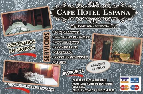 Hotel Espana, Pamplona