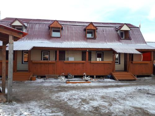 Ayan Guest house, Tunkinskiy rayon