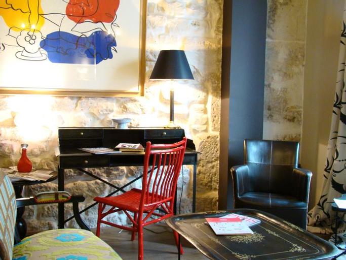 Prince De Conde Hotel, Paris