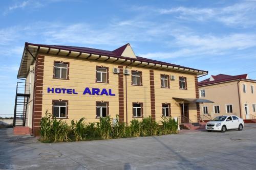 Aral, Nukus