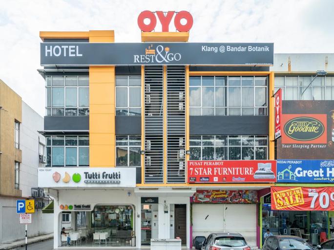 OYO 1167 Rest & Go Hotel, Klang, Klang