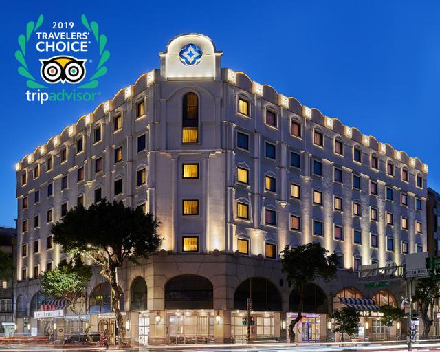 The Riviera Hotel Taipei, Taipei City