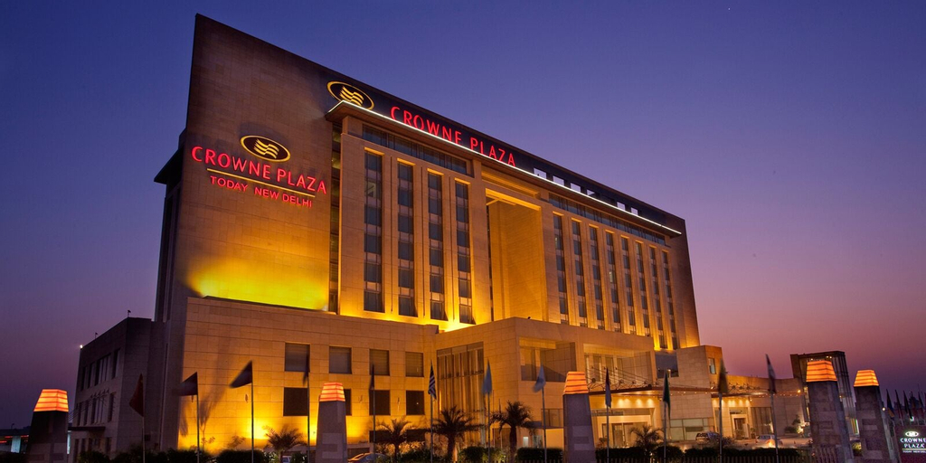 Crowne Plaza Hotel New Delhi Okhla, an IHG Hotel, West
