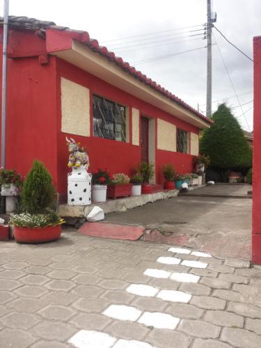 Hostal Rincon del Nomada, Mejía