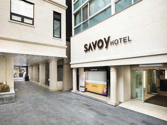 Savoy Hotel, Jung