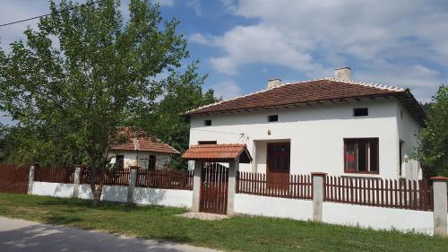 Костадиновата къща, Chuprene