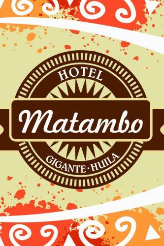 HOTEL MATAMBO GIGANTE, Gigante