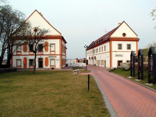 Hotel u svateho Vaclava, Chomutov
