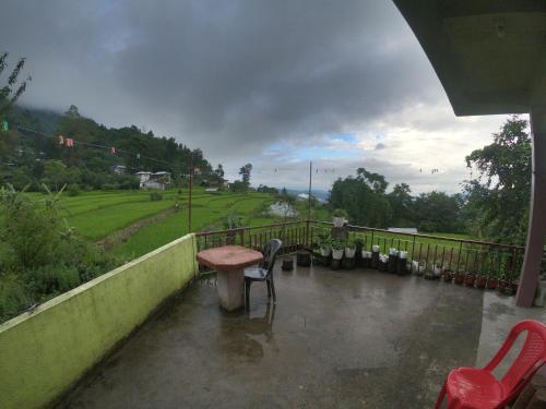 Japhu Homestay, Kohima