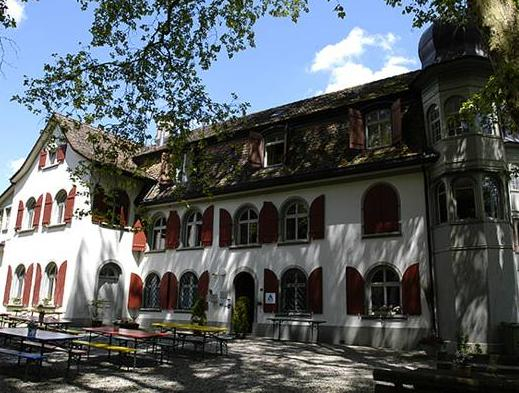 Schaffhausen Youth Hostel, Schaffhausen