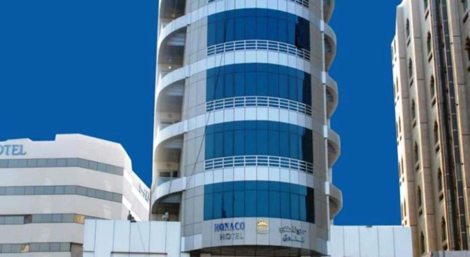 Monaco Hotel,