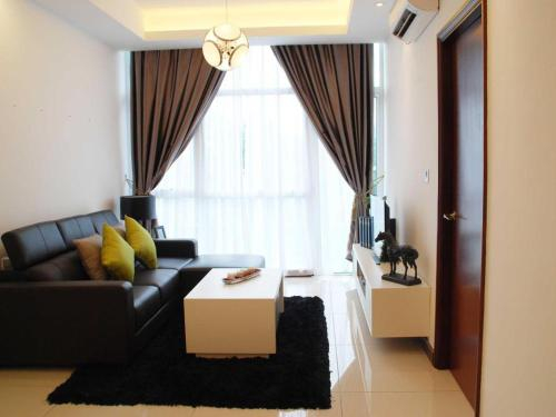 Paragon Condo Suites JB Downtown Central My Home Global, Johor Bahru