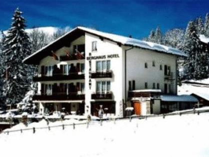 Hotel Berghaus, Interlaken