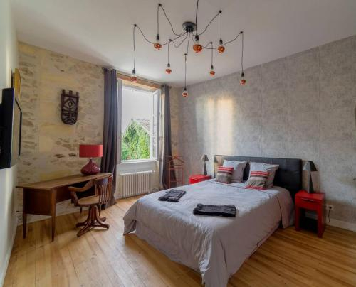 Chambres d'Hotes La Bastane, Gironde