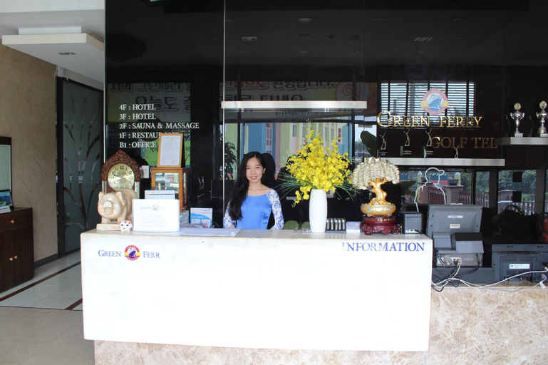 Green Ferry Hotel, Thuận An