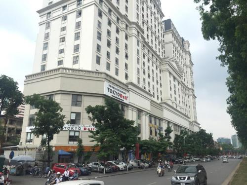 GIA BAO HOMESTAY - Building D2 Giang Vo, Ba Đinh, Ha Noi, Đống Đa