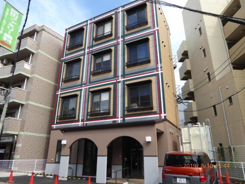 YOGO ZASSHO HOUSE, Ōnojō
