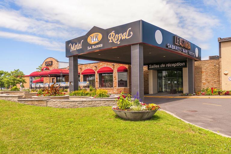 Motel Royal LaBarre, Champlain