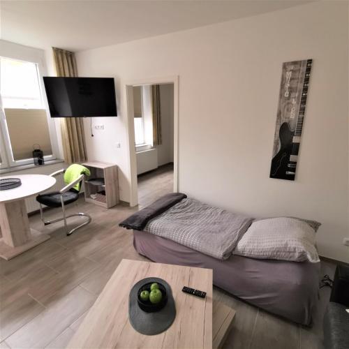 Apartment außen Pfui innen Hui, Mönchengladbach