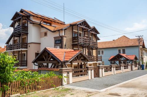 Vila Almax, Sokobanja