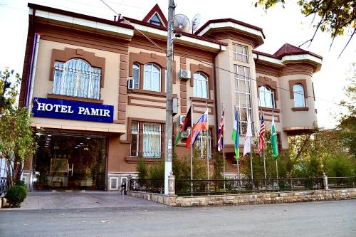 Pamir Hotel, Tashkent City