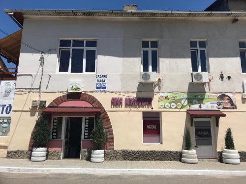 Restaurant Pizzerie Ama, Anina