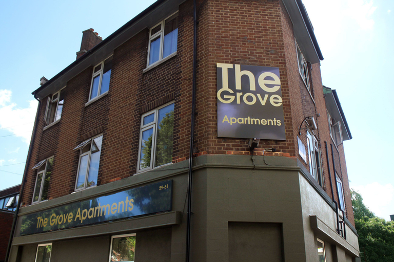 Grove Hotel, London
