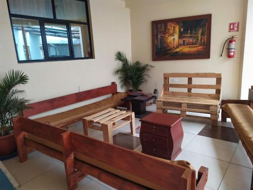 Hostal La Rueda, Guaranda